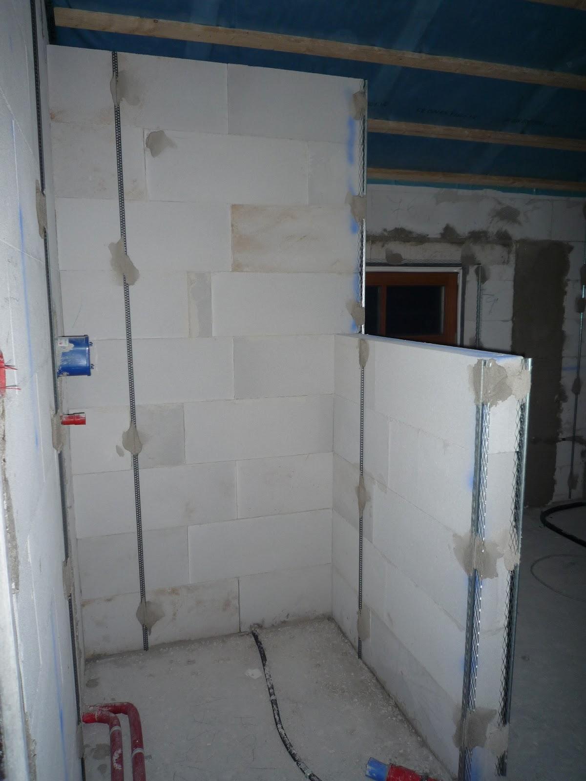 werner 39 s hausbau blog verputzen bodenheizung terassendach. Black Bedroom Furniture Sets. Home Design Ideas
