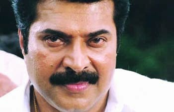 Malayalam Actor Mammootty in