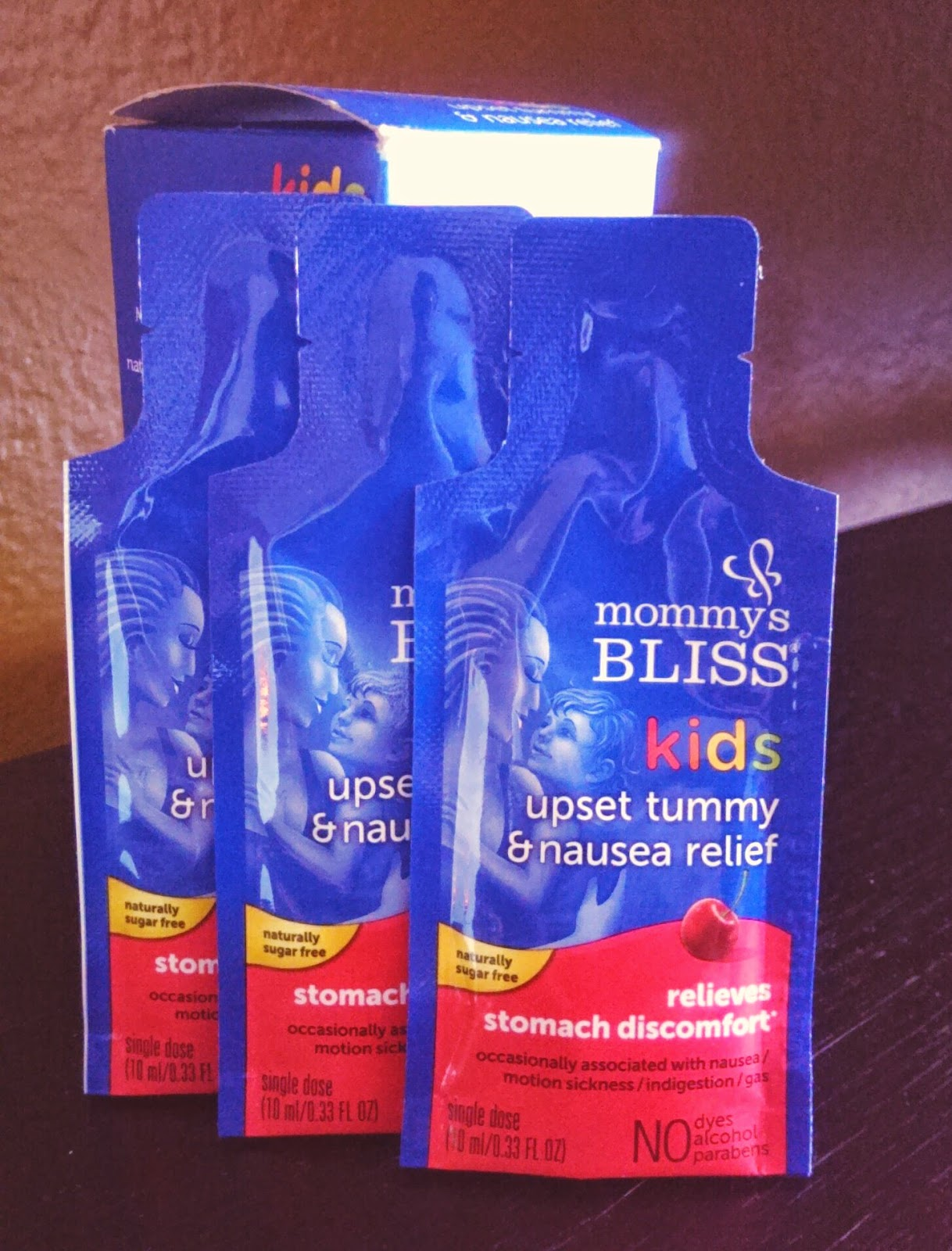 Mommy Mommy's Bliss Kids Upset Tummy & Nausea Relief Review
