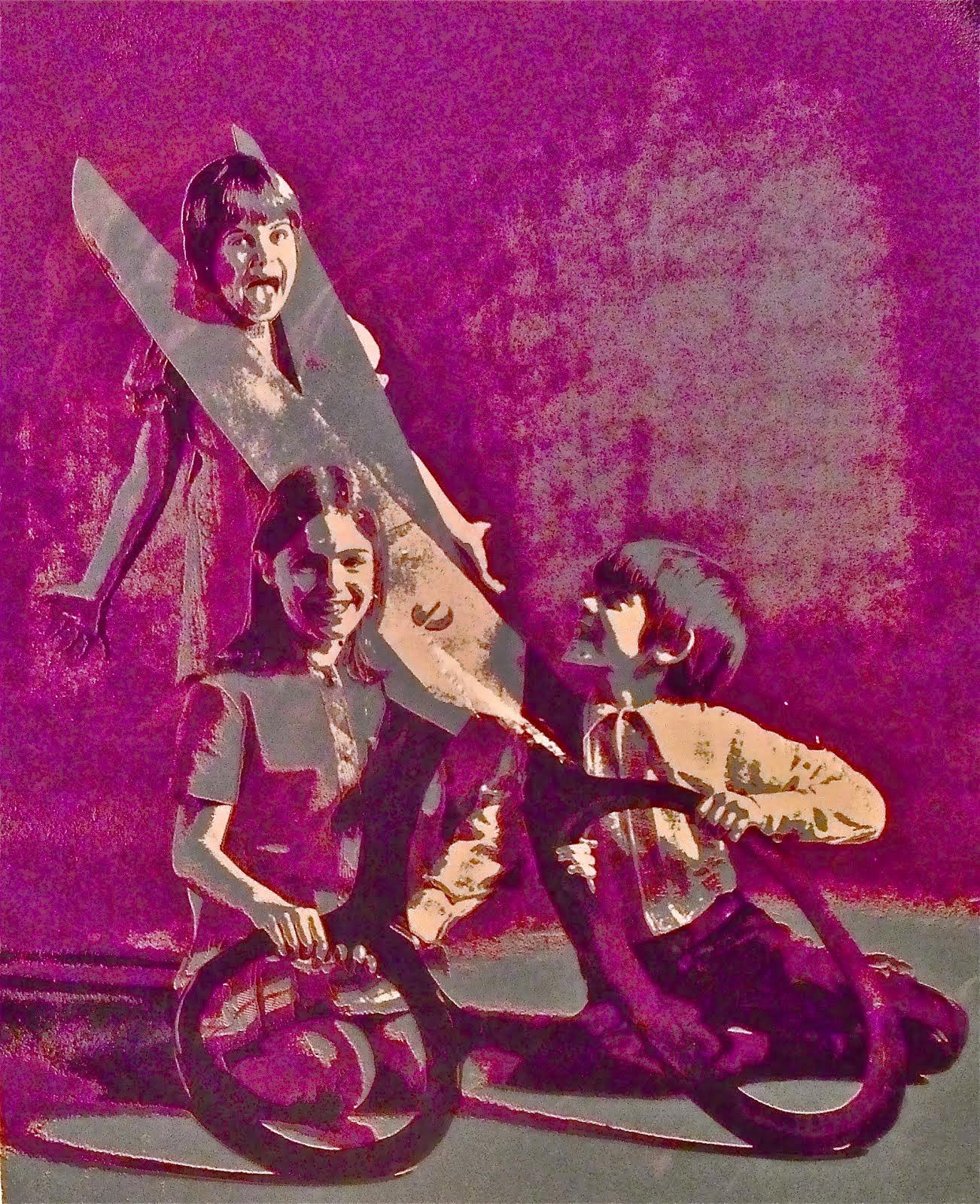 Baader, Ensslin und die Zwergwerfer. Phantastisch-pilosophische Moritat