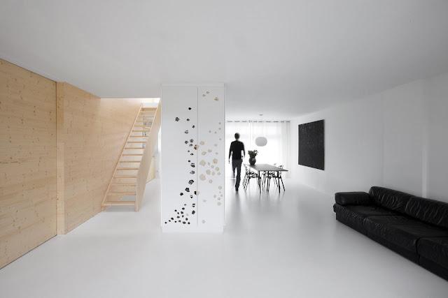 interior architects The Economist Group London