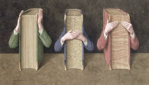 01-Book-People-The-Three-Monkeys-Artist-Dmitry-Morozov-www-designstack-co