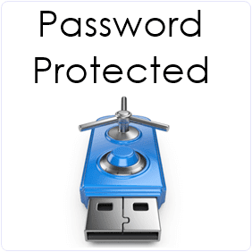 How To Protect USB Pendrive With Password