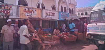 Mogadishu Market, Somalia, Sutika Sipus 2012