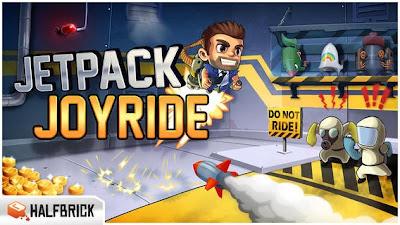 Jetpack Joyride gratis para ios