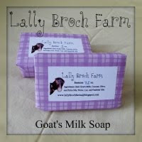 Happy Goats Make Premium Soaps