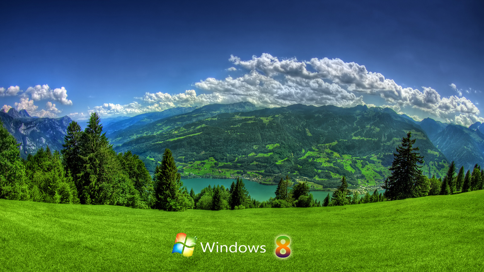 3d wallpapers: window 8 3d