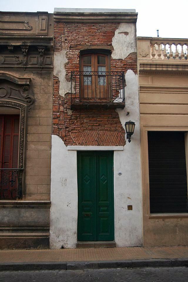 La casa m nima por los cien barrios for Casa minima