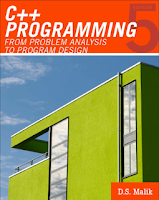 Ds Malik C++ Programming