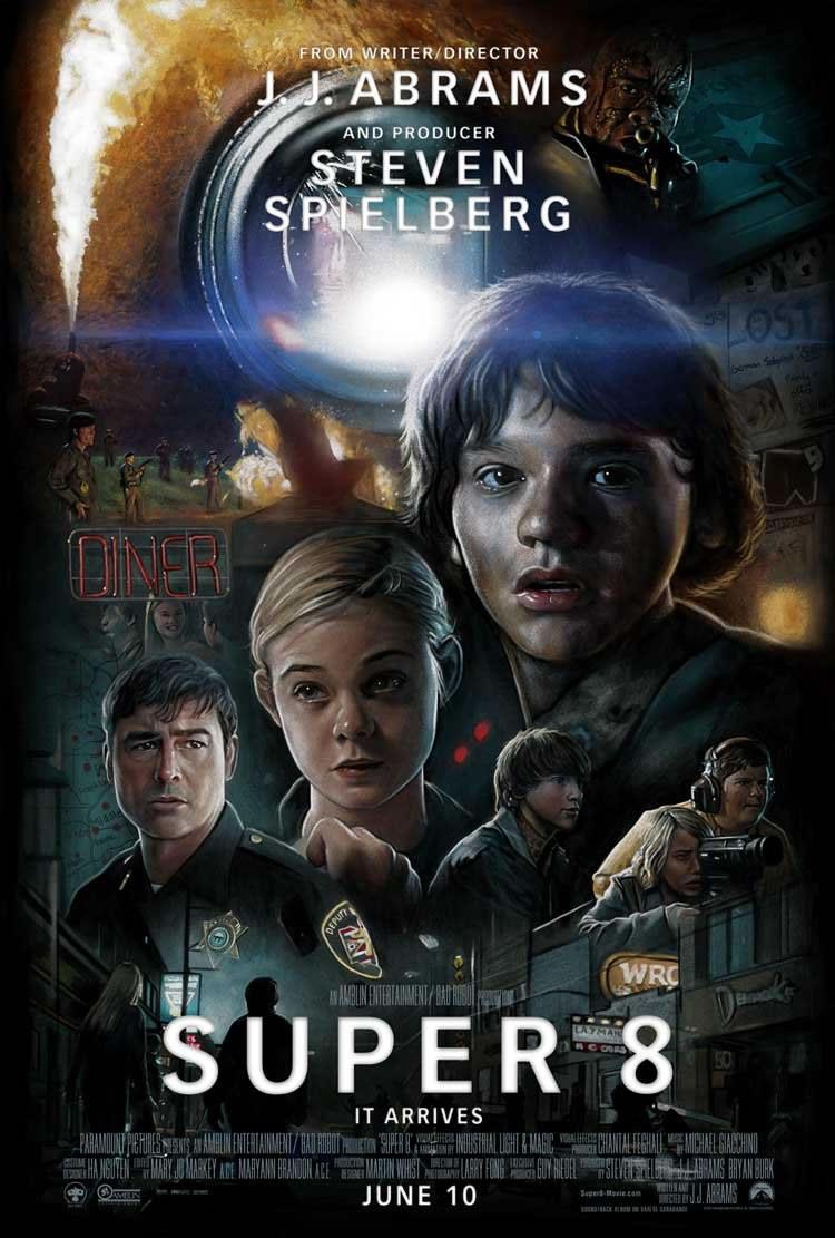 Imagens Super 8 Torrent Dublado 1080p 720p BluRay Download
