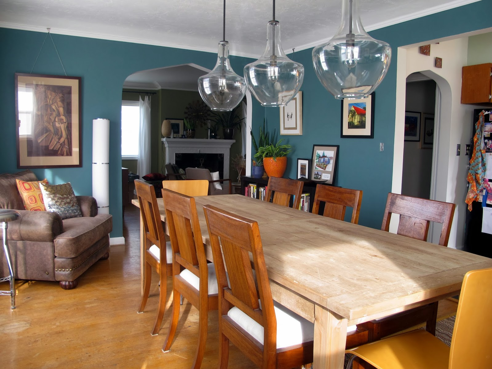 teal dining rooms. Teal Dining Rooms