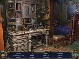 Haunted Manor 2: Queen of Death Collector's Edition Screenshot mf-pcgame