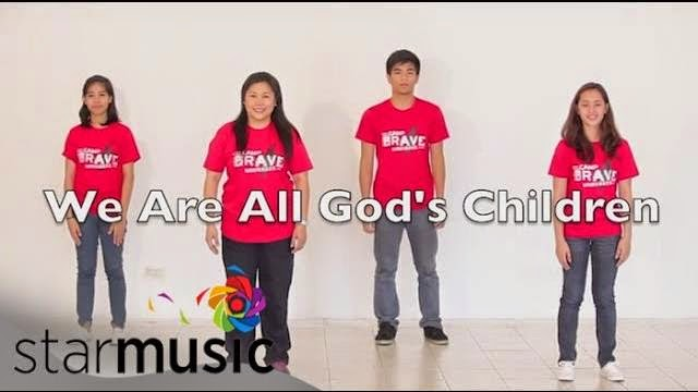 We Are All God's Children music video