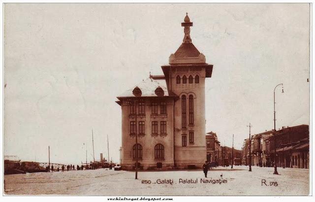 Palatul Navigatiei din Galati