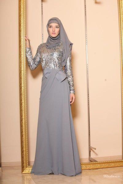 Model Baju Brokat Muslimah Yang Anggun Dan Cantik