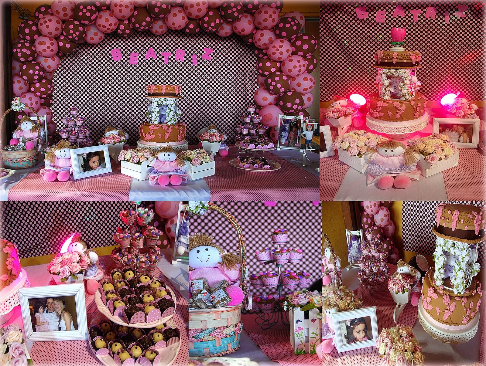 Fazendo a Minha Festa Infantil - blogspot.com