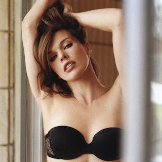 Milla Jovovich sexy in Maxim 2012 March UHQ