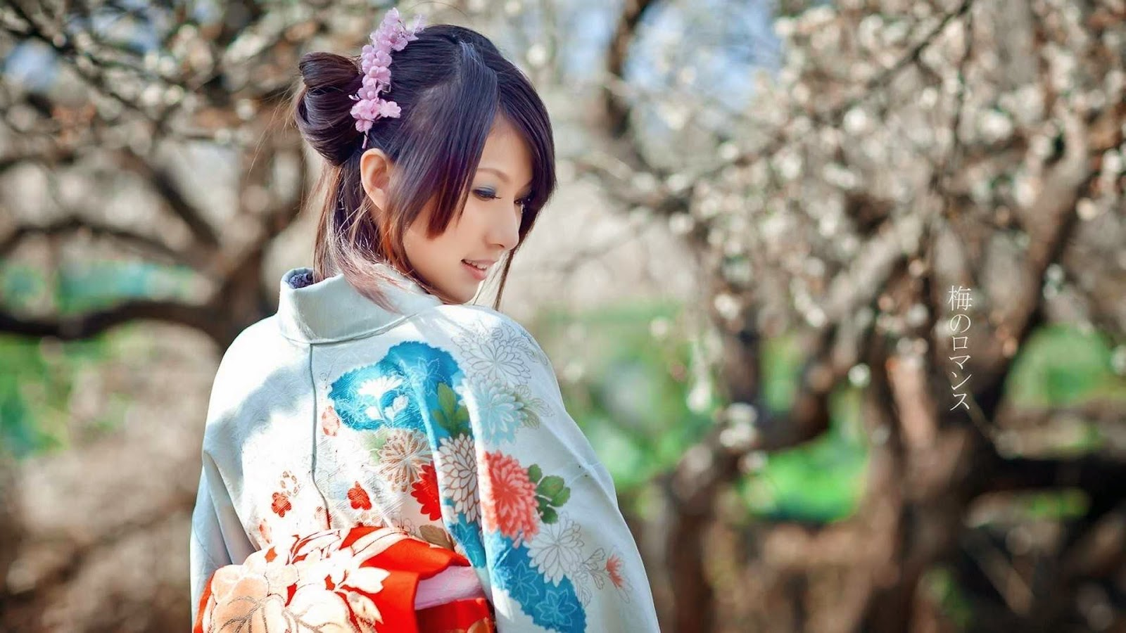 Japanese Girls Wallpapers