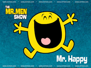 Mr Men Show Wallpaper
