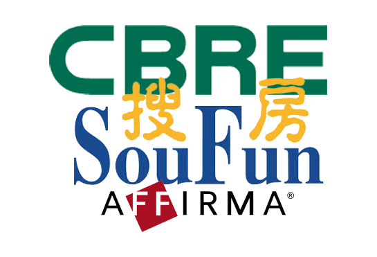 CBRE SouFun Affirma elBlogInmobiliario.com