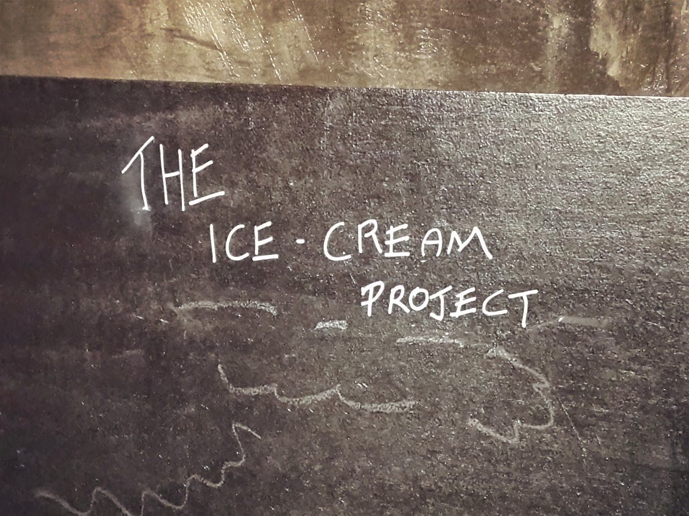 Nice The Ice Cream Project TIP a business run by an ice cream passionate is situated right smack in the middle of Jalan Dhoby just opposite IT Roo Cafe