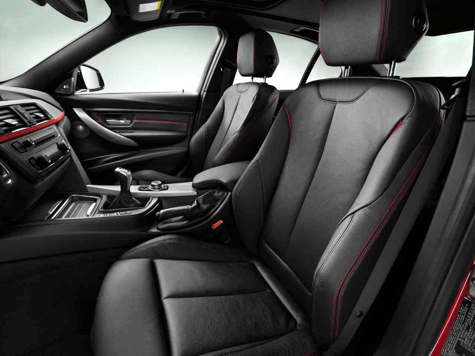Bmw Series Interior