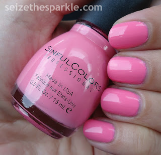 SinfulColors Pink of Me