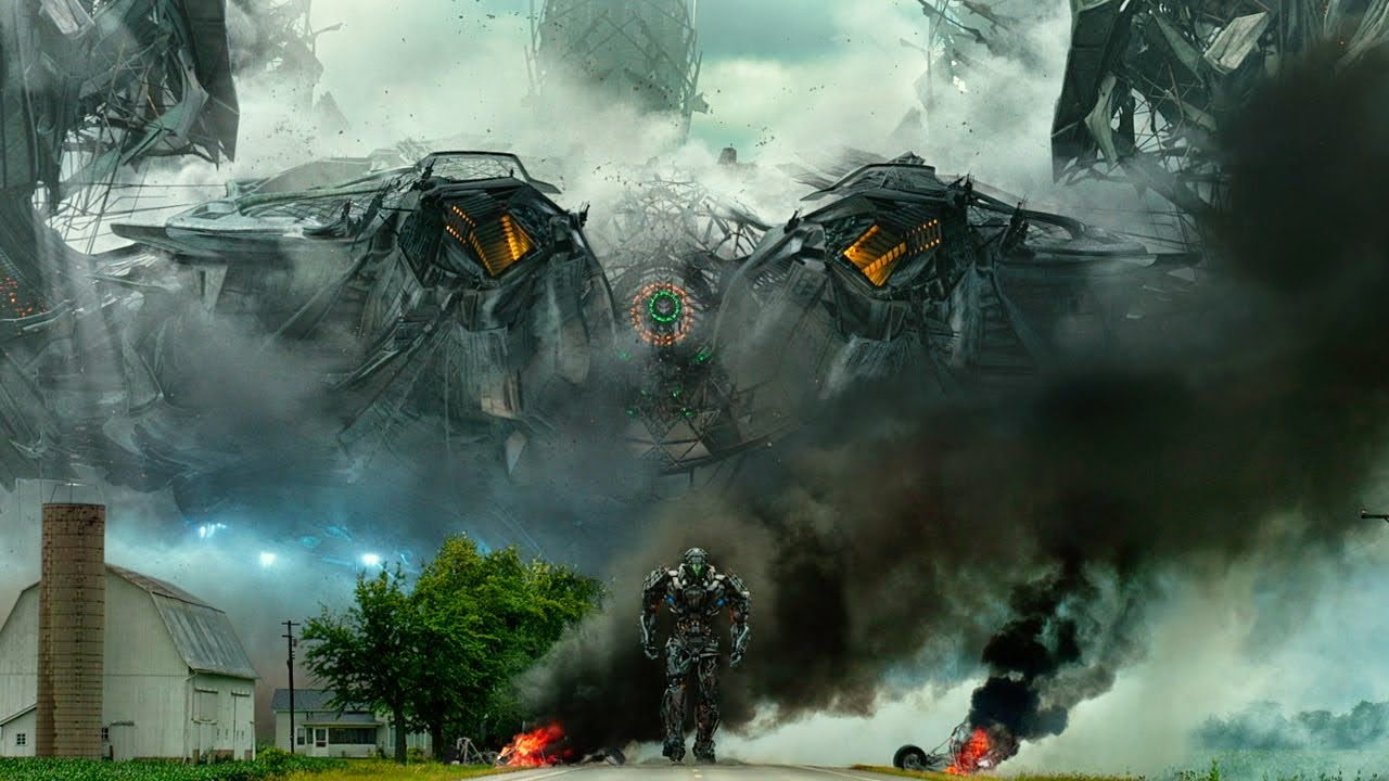 borderline pandemonium: transformers: age of extinction review