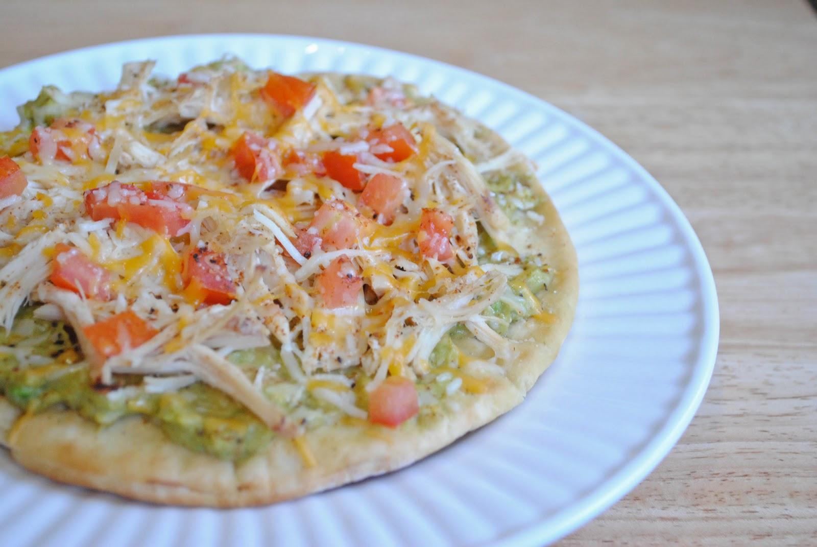 avocado pita pizza 2 whole pita breads 1 tbsp olive oil 1 medium ripe ...