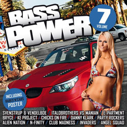 Download  musicasBAIXAR CD Bass Power Vol 7 2012