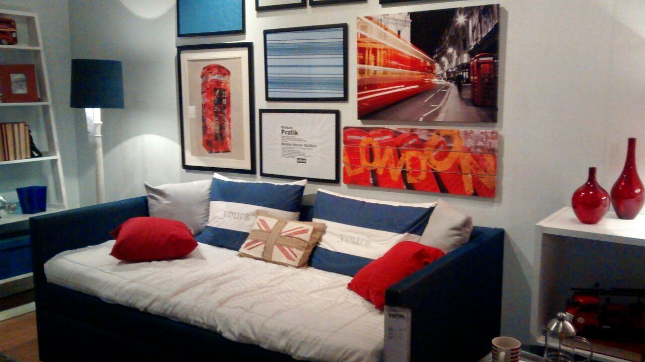 Casa Bonita Transforma Mais Por dentro das tendências de  ~ Quarto Masculino Londres