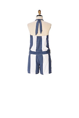 Anthropologie Oh Buoy Jumpsuit