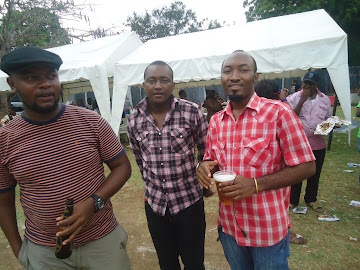 UNCLE MALOSHA,CAESAR DANIEL AND SEIF KABELELE