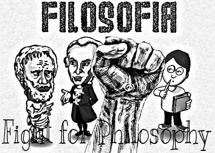 FIGHT FOR PHILOSOPHY