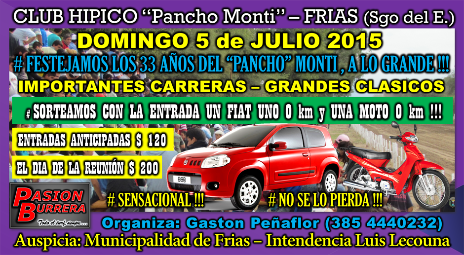 FRIAS - 5 DE JULIO 2015