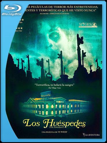 Los huéspedes (2011) BrRip 720p Latino