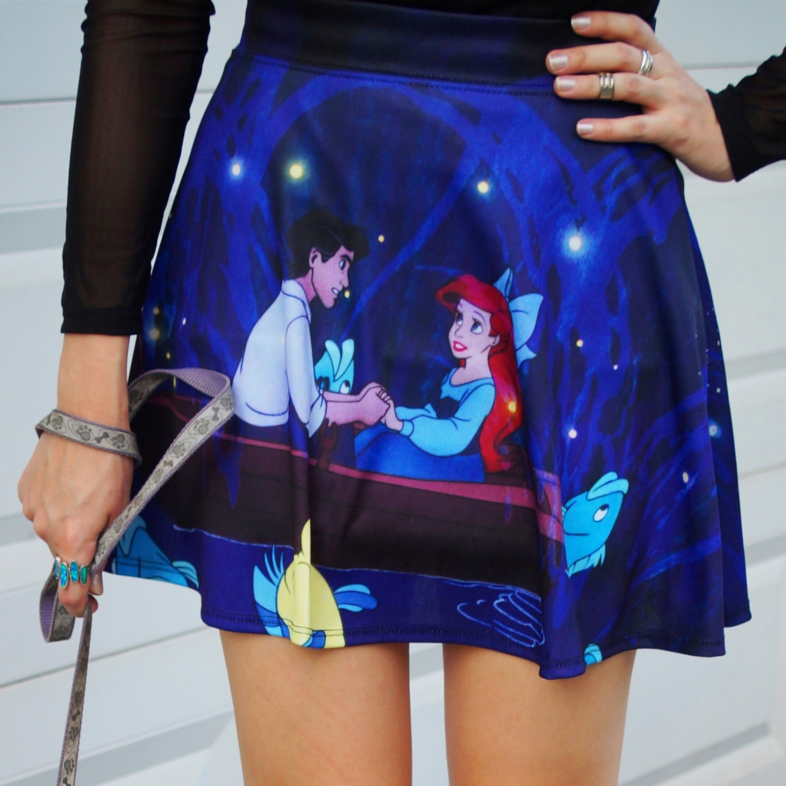 Adorable Little Mermaid Skirt