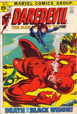 Daredevil and the Black Widow #81
