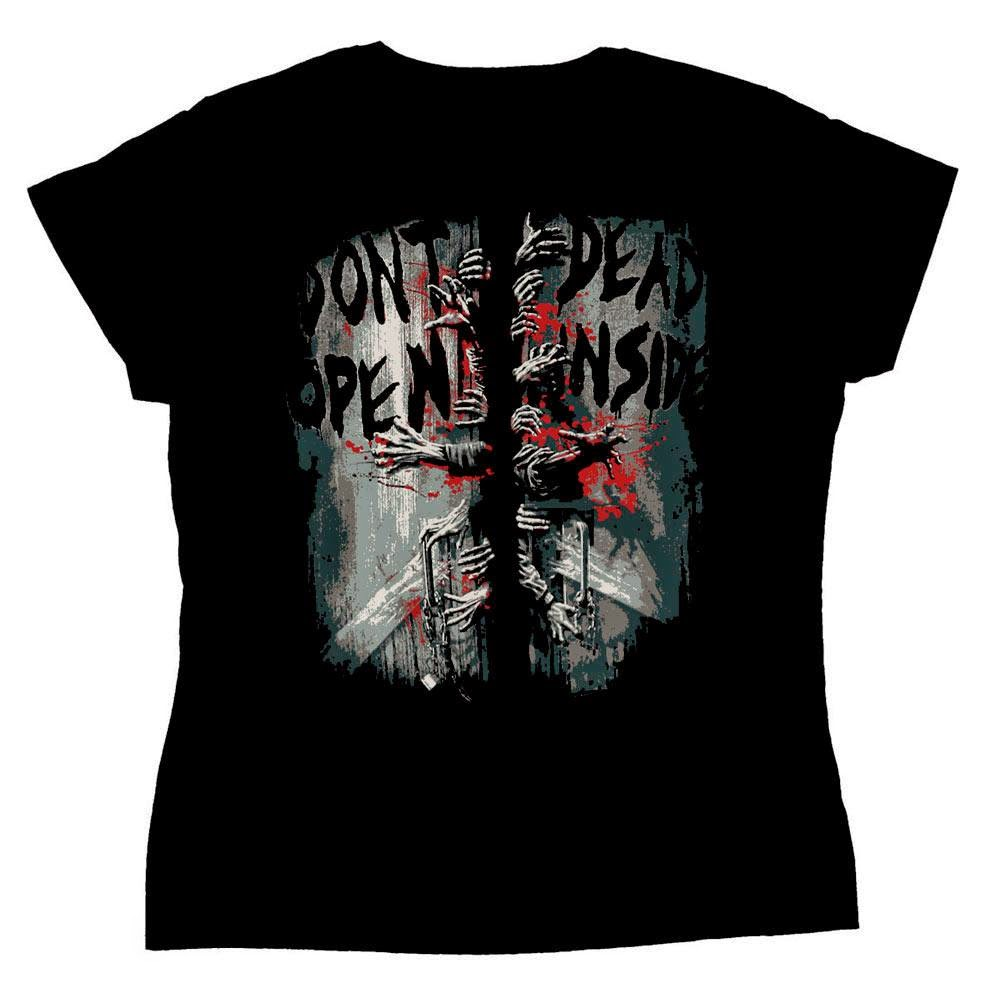 Camiseta Don't Open Dead Inside