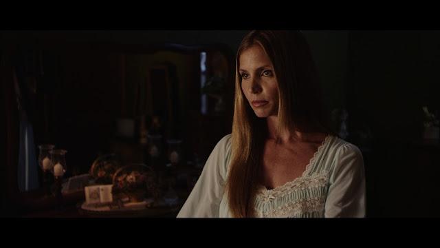 Charisma Carpenter Girl in Woods