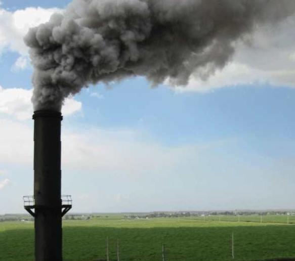 Air Pollution Still a Problem