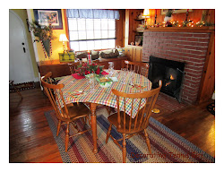 Dining Room At The Cape House