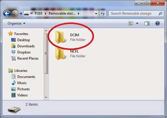 one plus how to create folders