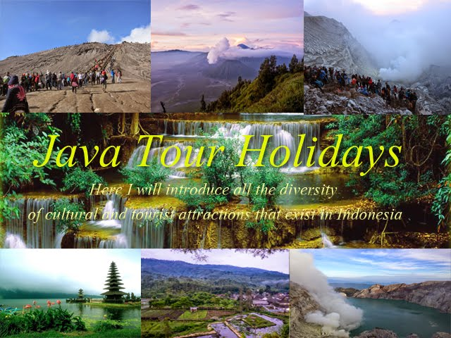 JAVA TOUR HOLIDAYS