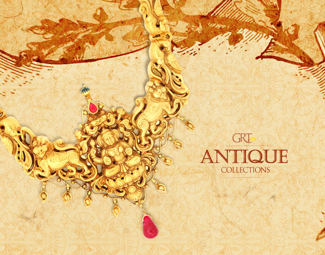 Antique Jewellery Necklaces Antique Necklace Collections