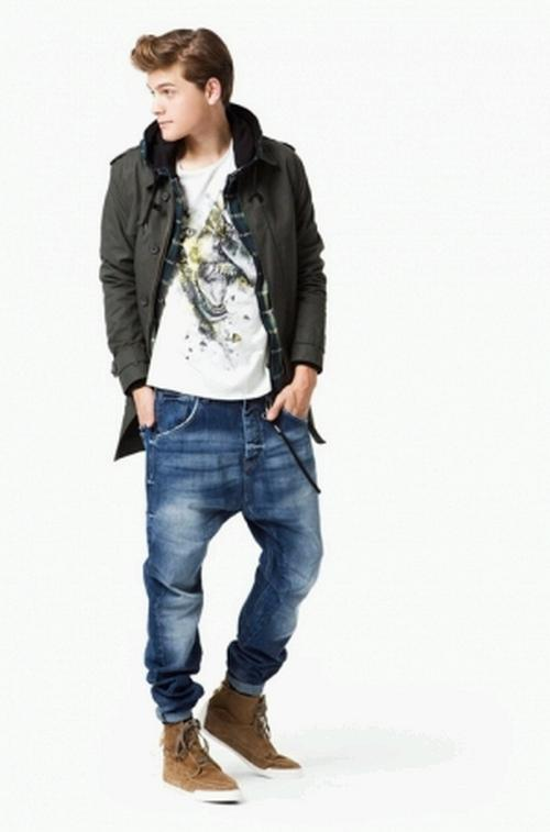 Mens fashionable clothes