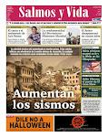 Periódico Mensual SALMOS Y VIDA