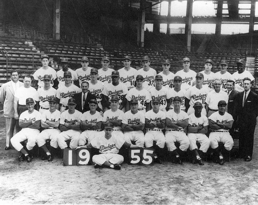 1955 World Series - Wikipedia