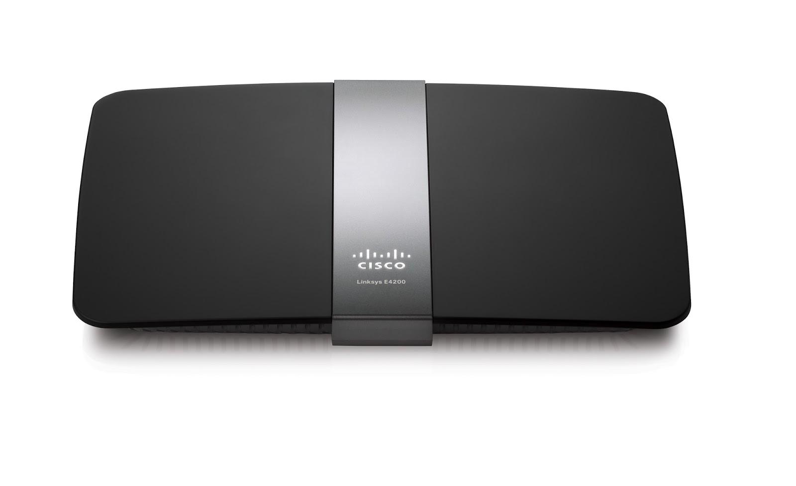 cisco e4200 firmware 1.0.01 download