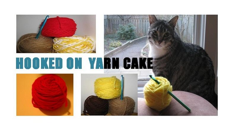 Hooked on Yarn Cake